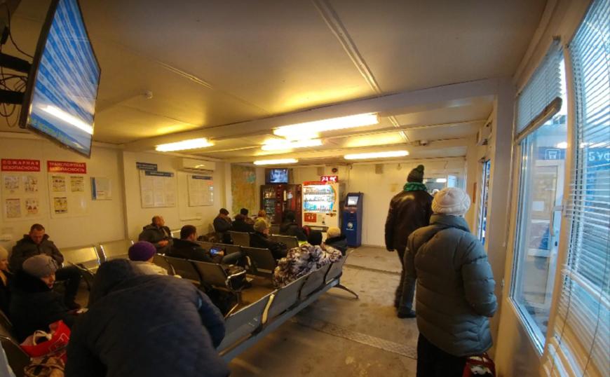 станция ВДНХ